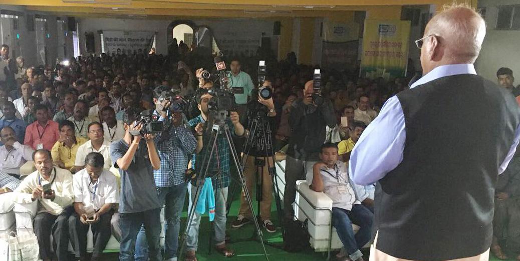 Photo of इफको एमडी का ओडिशा के किसानों ने किया स्वागत