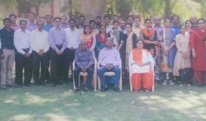 Photo of यूआरआईसीएम गांधीनगर में केंद्रीय विद्यालयों के शिक्षकों का प्रशिक्षण