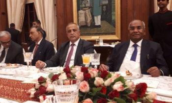 Photo of जिफ़को कनेक्शनः अवस्थीको राष्ट्रपति भोज में आमंत्रण