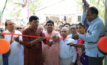 गुजरात: मंत्री ने इफको किसान सभा का किया उद्घाटन