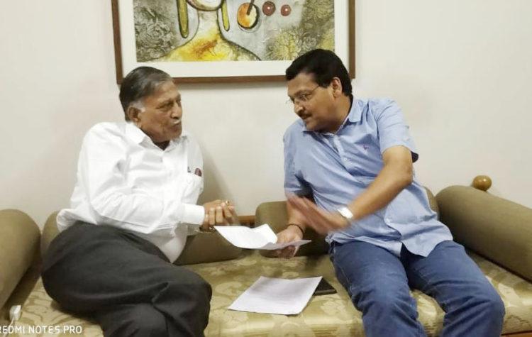 Photo of सहकारी कानून में संशोधन: अमीन की उप-मुख्यमंत्री से मुलाकात