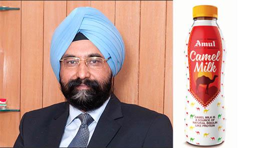 Photo of अमूल ने लॉन्च किया ऊंटनी का दूध: गर्व का क्षण, सोढ़ी ने कहा