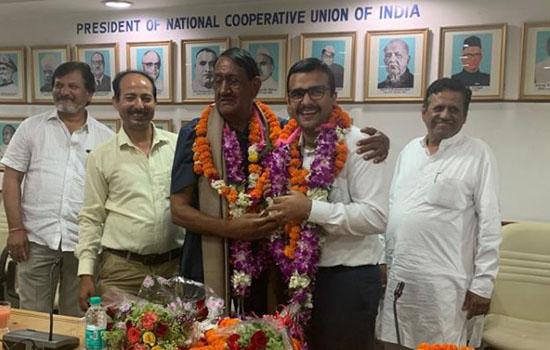 Photo of नेफेड: विशाल ने वरिष्ठ सहकारी नेता का धन्यवाद किया