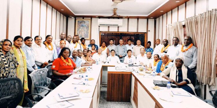 Photo of केन्याई प्रतिनिधिमंडल : दिल्ली स्थित सहकारी समिति का किया दौरा