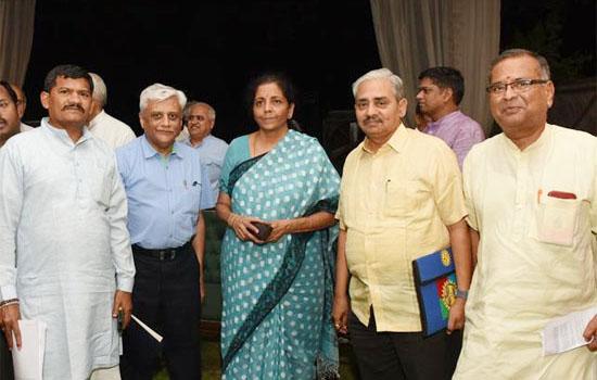 Photo of पूर्व-बजट परामर्श: सहकार भारती ने मांगों की सूची दी