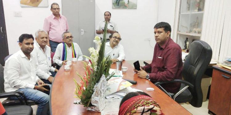 Photo of सहकार भारती करेगी झारखंड में डेयरी सहकारी समेलन का आयोजन