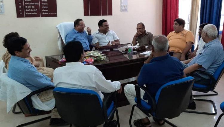 Photo of रजिस्ट्रार ने हरिद्वार डीसीसीबी का किया निरीक्षण; खंगाले रिकार्ड
