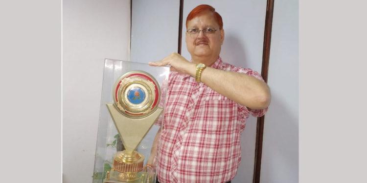 Photo of कृभको: संजय सिंह को मिला हिंदी पुरस्कार