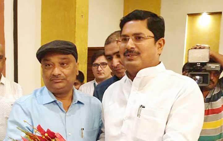 Photo of सुनील ने बिहार में चलाया अनूठा पैक्स सदस्यता अभियान