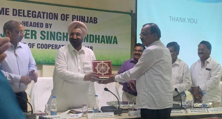 Photo of सहकारिता मंत्रियों का राष्ट्रीय मंच बने: पंजाब मंत्री