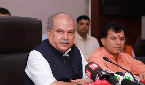 Photo of तोमर ने किसानों के लिए पेंशन योजना शुरू करने की घोषणा