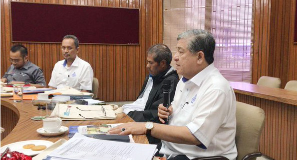 Photo of मलेशियाई स्थित अंगकासा ने भारत का किया दौरा