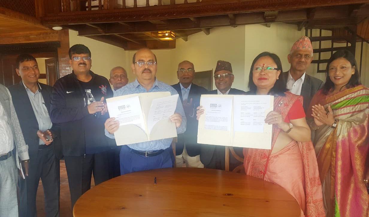 Photo of इफको देगा नेपाल कृषि को बढ़ावा, एमओयू पर हस्ताक्षर