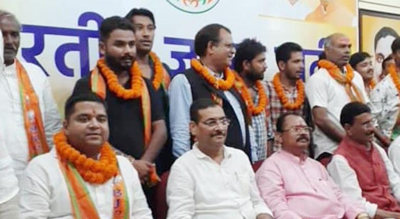 Photo of झारखंड के सहकारी नेता प्रफुल्ल भाजपा में शामिल