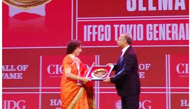 Photo of इफको-टोकियो ने जीता प्रतिष्ठित आईटी पुरस्कार