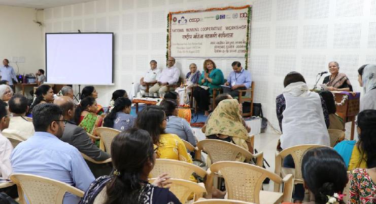 Photo of सेवा ने महिलाओं के लिए किया शानदार कार्यशाला का आयोजन
