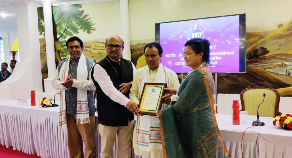 Photo of आईआईसीटीएफ पुरस्कार: नेफेड, यूएलसीसीएस और कैंपको समेत अन्य विजेता