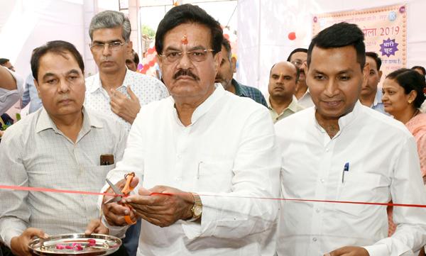 Photo of राजस्थान में सहकारिता मंत्री ने सहकार दीपोत्सव का किया उद्घाटन