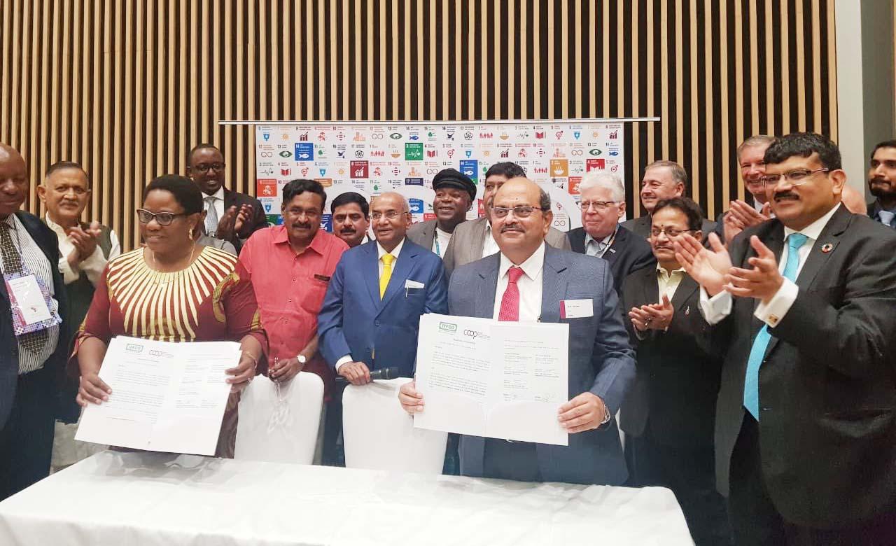 Photo of इफको ने अफ्रीकी कॉप्स के साथ मिलाया हाथ