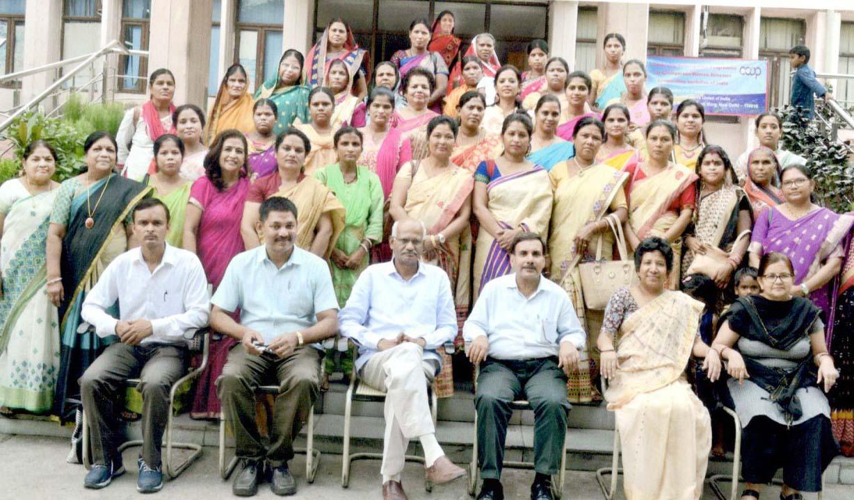 Photo of एनसीसीई ने महिलाओं को पद ग्रहण करने के गुर सिखाए