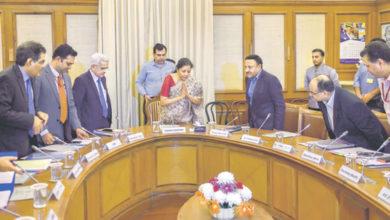 Photo of यूसीबी: संशोधन पर आरबीआई और वित्त मंत्रालय की बैठकें जारी
