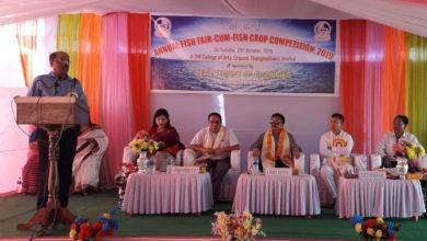 Photo of मछुआरों की आय हो दोगुनी: मणिपुर में फिशकोफेड ने खोला कार्यालय