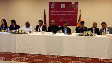 Photo of निडाक की कोलंबो में बैठक, 2020 के लिए रोड मैप तैयार