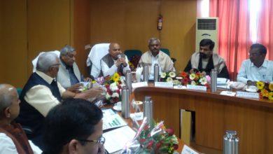 Photo of भोपाल में हुई एनसीएचएफ़ बोर्ड की बैठक; सहकारिता मंत्री रहे उपस्थित
