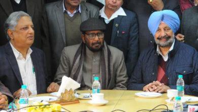 Photo of सिंह ने पंजाब स्टेट को-ऑप बैंक के अध्यक्ष का पद संभाला