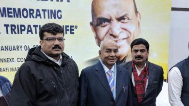 Photo of डीपीटी की शोक सभा में सहकारी नेताओं की रही प्रभावशाली उपस्थिति