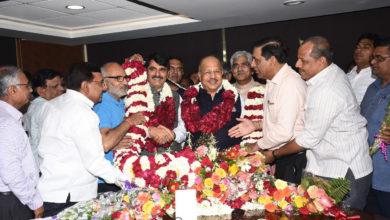 Photo of गुजरात स्टेट को-ऑप बैंक: पटेल पांचवी बार बने अध्यक्ष