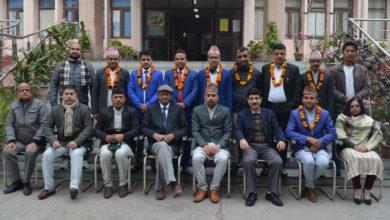 Photo of एनसीयूआई: एनसीसीई ने नेपाल के पत्रकारों को किया प्रशिक्षित