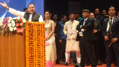 Photo of बिहार सहकारी सम्मेलन : एनसीयूआई अध्यक्ष का प्रभावशाली भाषण