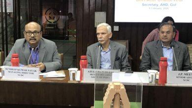 Photo of सचिव का एनसीडीसी दौरा; एमडी ने परियोजना की दी जानकारी