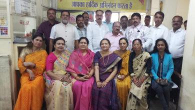 Photo of वसई जनता सहकारी बैंक की टीम ने जबलपुर का किया दौरा