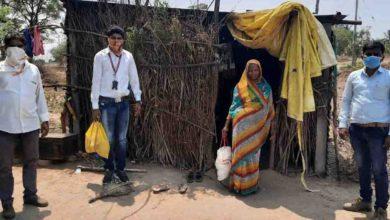 Photo of श्री वेंकटेश मल्टी स्टेट को-ऑप क्रेडिट सोसायटी ने किराना सामान किया वितरित