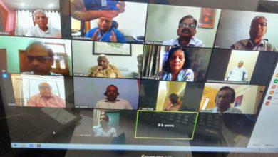 Photo of सहकारी कामकाज अब जूम और नई तकनीक के है सहारे