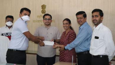 Photo of बेसीन कैथोलिक को-ऑप बैंक ने 51 लाख रुपये का दिया दान