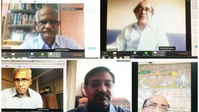 Photo of आर्थिक गतिविधि: एनसीयूआई ने नेताओं से की वीडियो कॉन्फ्रेंसिंग
