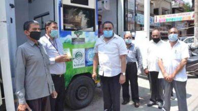 Photo of हरिद्वार डीसीसीबी ने लॉन्च की एटीएम वैन