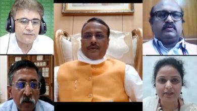 Photo of एनसीडीसी का टिड्डी नियंत्रण पर वेबिनार; मंत्री और आयुक्त मौजूद